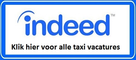 Indeed taxi vacatures